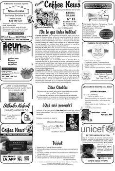 Coffee News Bilbao Nº12