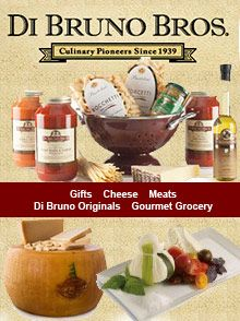 Special Offer from Di Bruno Bros.:  Get 15% off your order plus  Free Shipping on orders of $ 50 or more