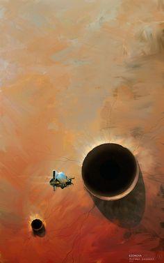 The Art Of Animation, Kuldar Leement