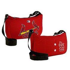 @Overstock - St. Louis Cardinals Jersey Purse