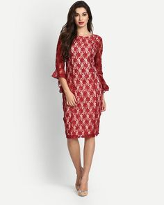 44cea2be0b4 Buy May Lace Dress Online at StalkBuyLove