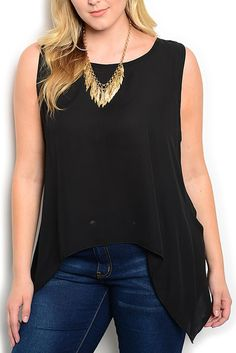 DHStyles Women's Black Plus Size Trendy Sexy Sheer Keyhole Black Sharkbite Top - 1X Plus #sexytops #clubclothes #sexydresses #fashionablesexydress #sexyshirts #sexyclothes #cocktaildresses #clubwear #cheapsexydresses #clubdresses #cheaptops #partytops #partydress #haltertops #cocktaildresses #partydresses #minidress #nightclubclothes #hotfashion #juniorsclothing #cocktaildress #glamclothing #sexytop #womensclothes #clubbingclothes #juniorsclothes #juniorclothes #trendyclothing #minidresses…