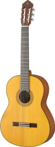 Yamaha CG122MSH Classical Guitar, Solid Spruce Top *** Check this awesome product by going to the link at the image.