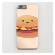 Burger Buddy iPhone & iPod Case ($35) ❤ liked on Polyvore featuring accessories, tech accessories and iphone & ipod cases