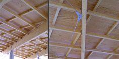 Excelentes acabados con paneles THERMOCHIP® en el Centro Administrativo, de Interpretación y de Servicios del Parque Nacional del Teide | #THERMOCHIP #panelsandwich #madera #techos #Teide #centro #decoracion #interiorismo