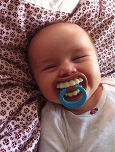 What nice #teeth you have!