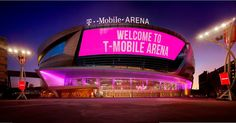 http://ift.tt/22Oqe90  T-Mobile Arena is a multi-use indoor arena on the Las Vegas Strip in Paradise Nevada. Opened on April 6 2016 the arena is a joint venture between MGM Resorts International and the Anschutz Entertainment Group.  Iconic New Sports and Entertainment Venue will Bring Un-carrier Style to the Las Vegas Strip. Las Vegas hottest new sports and entertainment venue located just west of the famed Las Vegas Strip will be officially named T-Mobile Arena.  T-Mobile Arena will be the…
