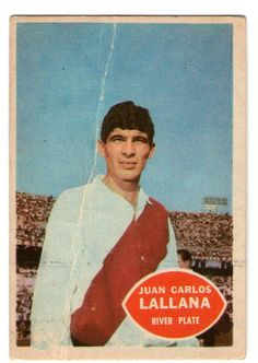 Juan Carlos Lallana - River Plate #21  1965