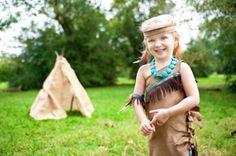 Pocahontas theme photo shoot