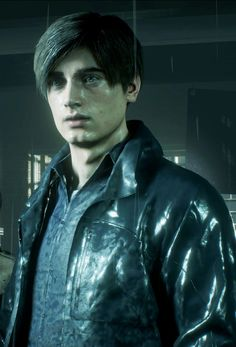 Get out, Leon, I don't want to see you! First Person Shooter Games, Leon S Kennedy, Games For Fun, Resident Evil Game, Horror Video Games, Live Action Film, Female Hero, Baby Daddy, Hot Boys