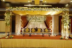 https://flic.kr/p/JTmQNz | Mark1 Decors - Wedding Stage Decorators In South India, Wedding Cards,Catering,Candid…