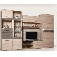 Living Room Tv Cabinet, Living Room Tv Unit, Ikea Living Room, Living Rooms, Wadrobe Design, Country Home Exteriors, Furniture Dressing Table, Tv Unit Furniture Design, Tv Wall Cabinets
