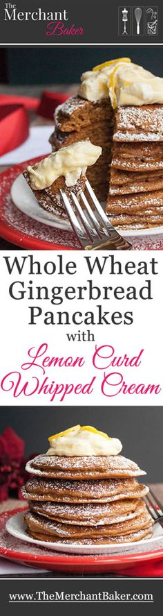 whole wheat gingerbread pancakes whole wheat gingerbread pancakes ...