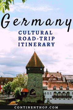 Traveling to Germany and explore fairytale towns in Germany ? This Germany road trip Travel Guide includes everything for a week in Germany and top places to visit in Germany including Mainau, Konstanz, Lindau, Neuschwanstein Castle, Schwangau, Stuttgart and Baden-Baden | #travel #citybreak #germanytravel #europetraveltips #fairytalecastles #bavaria #destinationsingermany Europe Travel Tips, Travel Info, Travel Guides, Travel Destinations, Travel Abroad, Travel Goals, Germany Travel, Cities In Germany, Visit Germany