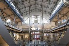 Pavilon, one of the most important Prague industrial landmarks is opening its doors for the public, after eight months of revitalization. Prague, Pavilion, Track Lighting, Ceiling Lights, Gallery, Projects, Pictures, Shops, Inspiration