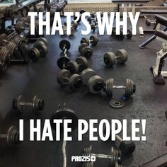Do you feel the same when this happens? #gym #fitlife #fitness #workout #exercises #exceedyourself #prozis #bodybuilding #weights