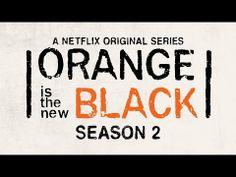 Orange Is The New Black - Season 2 - Three Words - HD SO Friggin' excited!