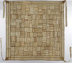 Bojagi - The monochromatic, semi-solid color choices make it clear how the… Textile Fiber Art, Textile Artists, Gees Bend Quilts, Oriental, Thinking Day, Korean Art, Korean Traditional, Elements Of Art, Fabric Art