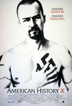 "Edward Norton in ""American History X"""
