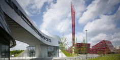 Gallery of The University of Nottingham - Jubilee Campus Extension / Make Architects - 4