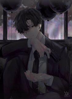 Anime Boys, M Anime, Anime Couples Manga, Hot Anime Guys, Manga Boy, Cute Anime Boy, Kawaii Anime, Anime Art, Yandere Boy