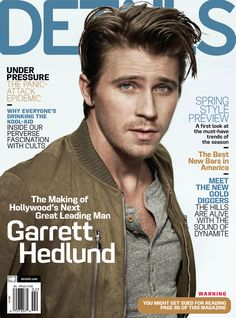 Get the Look: Garrett Hedlund& Fifties Hair ~ I still think.I liked him for the part he played in & Strong& Most Beautiful Man, Gorgeous Men, Hello Gorgeous, Gorgeous Hair, Fifties Hair, Pretty People, Beautiful People, Details Magazine, 50s Hairstyles