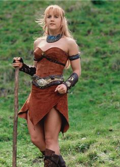 Gabrielle from Xena warrior Princess