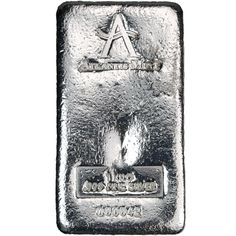 1 Kilo Atlantis Hand Poured Logo Silver Bars from JM Bullion™ Silver Bars, Buy 1, Atlantis, Logos, Stuff To Buy, Logo