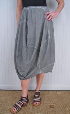 Rundholz Black Label Dion Skirt / Grey / 30% Off