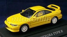 EBBRO 2001 | HONDA INTEGRA DC2 TYPE-R 1995 | 1/43 | TRENDIES | PARTS DEFECT