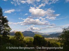 Schönes Wetter in Gap und den Dauphiné-Alpen - Foto: Mario Hübner