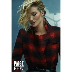 Rosie Huntington-Whiteley Paige Denim Fall 2015 Campaign | POPSUGAR Fashion