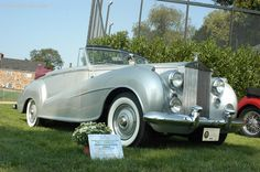 1953 Rolls-Royce Silver Dawn Images. Wallpaper Photo: 53-Rolls-Silver-Dawn-DV-11-GC_01.jpg Wallpaper