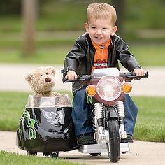 Super Motorbike - Mason Needs This