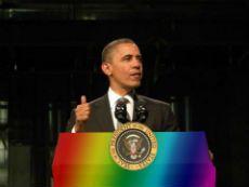Barack Obama declara apoio ao casamento gay