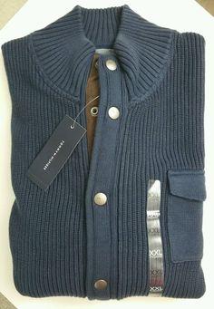 Tommy Hilfiger Men XXL Knitwear Cardigan, Jacket  #TommyHilfiger #KnitwearJacket