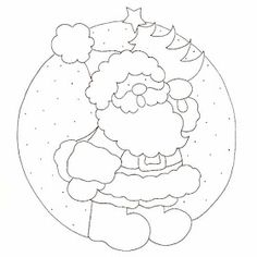 Painting on Fabric Footsteps Photo Christmas Colors, Kids Christmas, Christmas Decorations, Applique Patterns, Quilt Patterns, Coloring For Kids, Coloring Books, Scandinavian Christmas Ornaments, Christmas Coloring Pages
