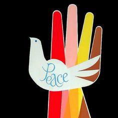 Prenitude e Paz = Reconciliação  Imagem via @etsy
