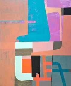 "Saatchi Online Artist Jim Harris; Painting, ""The Bowery."" #art"