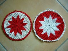30 Fantastiche Immagini Su Presine Potholders Crochet Doilies E