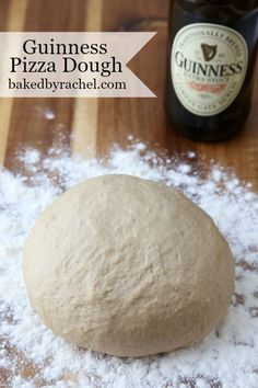 Guinness Pizza Dough
