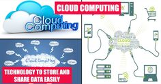 Cloud computing is the technology of the future that enables the users to easily store and share data to almost any location.