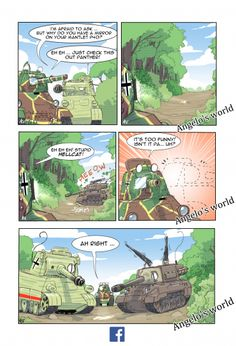 Visit the post for more. Derp Comics, Funny Comics, Dragon Rey, Military Jokes, Cool Pictures, Funny Pictures, Funny Car Memes, Funny Tanks, Dinosaurs