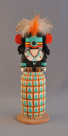 Vintage Hopi Corn Kachina