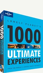 Lonely Planet's 1000 Ultimate Experiences. << Want to know where the greatest markets are or the best value destinations? 1000 Ultimate Experiences brings together 1000 ideas, places and activities to inspire and entertain for travellers and lovers of life-lists alike. Get inspired and start ticking off those boxes of places you've always wanted to see and things you've always wanted to do. Who knows where you'll end up!
