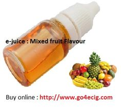 Mixed flavoured E juices http://go4ecig.com/e-juice/mixed-fruit-flavored-e-liquid.html #ejuice #eliquid #vape #smokepipes #electroniccig #electroniccigurattes #vapelife