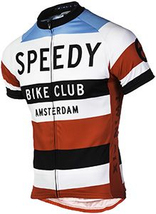 Twin Six Speedy Amsterdam Jersey - $80
