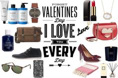 Valentines Gift Guide for Him & Her