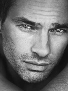 Olivier Martinez photographed by Fabien Baron for YSL