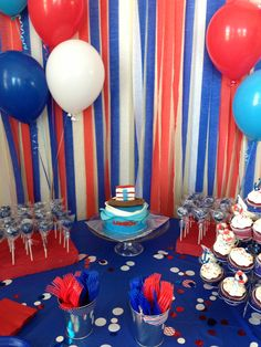 nautical party - Nautical Party Decorations